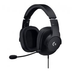 لوجيتك سماعة أذن للألعاب سلكية ستريو جلد لون أسود G-PRO