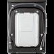 LG Washing Machine 9Kg 1400 RPM 6 Motions Steam Black Steel F4R5VYG2E