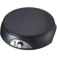 Home Crepe Maker 1000 Watt Black MC-460