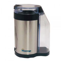 هوم مطحنة قهوة 130 وات استانليس ستيل GF-2160