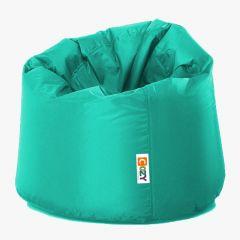 Cozy Taj Buff Bean Bag 75*60*75cm Waterproof Turquoise CTBWP-T