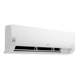 LG Air Conditioner 1 1/2 Horse Cooling & Heating DUALCOOL Inverter S4-W12JA3AE