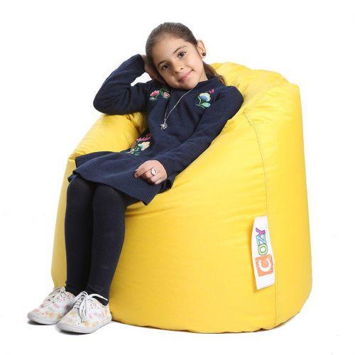 Cozy Kids Bean Bag 60*50*60cm Waterproof Yellow CKB-Y