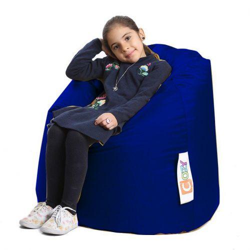 Cozy Kids Bean Bag 60*50*60cm Waterproof Blue CKB-BU
