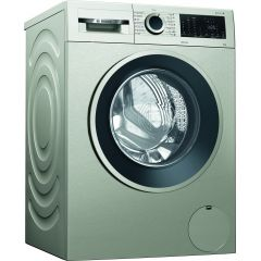 BOSCH Washing Machine 9 KG 1400 RPM Inox WGA144XVEG