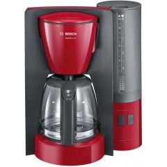 Bosch Coffee Machine 1200 Watt Red TKA6A044