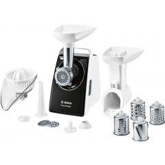 Bosch Meat Grinder CompactPower 1800 Watt White MFW3850B