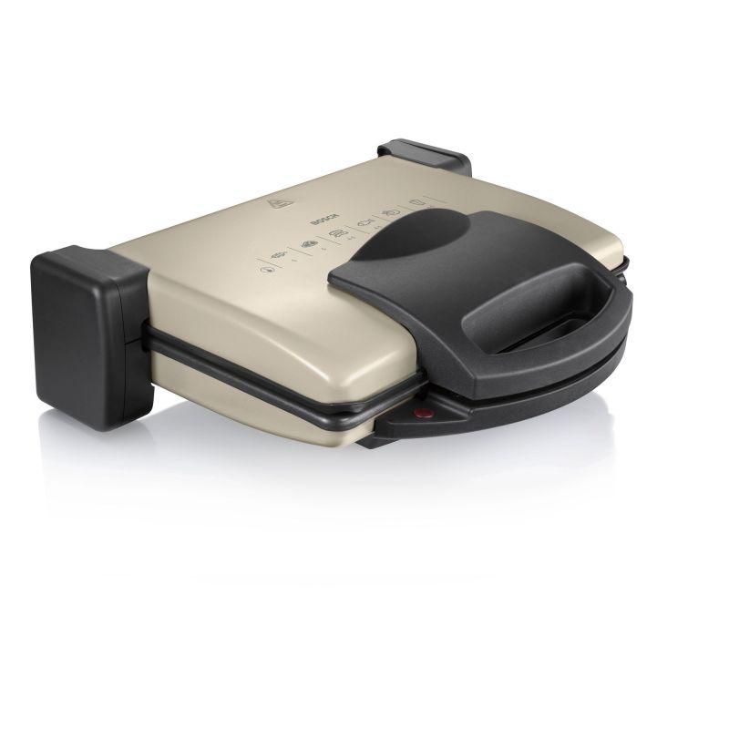 Bosch Healthy Cooking Grill 1800 Watt Silver TFB3302V