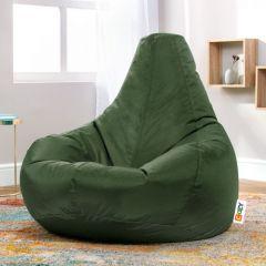 Cozy Buff Bean Bag 90*100*90cm Waterproof Dark Green CB-G