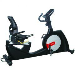 سبرنت عجلة تتحمل حتى 160 كيلوجرام بكرسي لون أسود KP-550