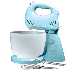 GTEC Hand mixer with Bowl 300 Watt 3 L Light Blue G024-SMA-B