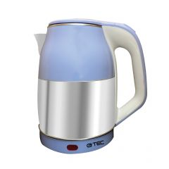 GTEC Kettle 2.5 Liter 1500 Watt Baby Blue G004-GKE