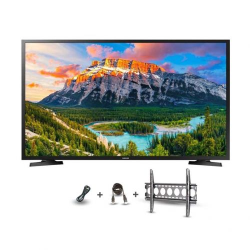 "Samsung LED 43"" TV Full HD Smart Wireless With Built-In Receiver 43N5300"