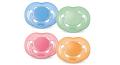 AVENT Pacifier 2 pcs from 0-6 Months Colors Scf178/64