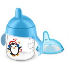 AVENT Premium Toddler Cups 260 mm +12 M Blue SCF753/05
