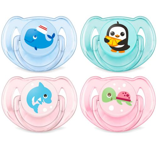 AVENT Pacifier 2 pcs from 6-18 Months Classic SCF169/34