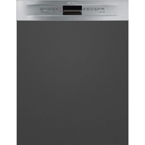SMEG Dishwasher 60 cm 5 Program 13 Person Stainless steel PL5222X