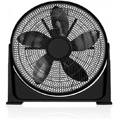 Black+Decker Box Fan 16 Inch 3 speed Black FB1620