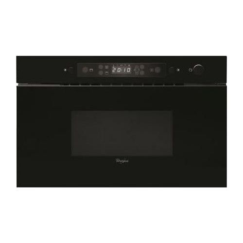 Whirlpool Built-in Microwave 60 cm 22 Liter With Grill Black AMW 439 NB