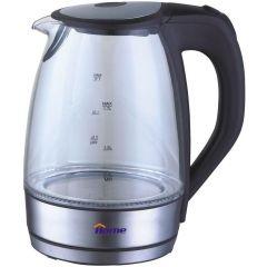 HOME Glass Kettle 1.7 Liter 1850 Watt K921