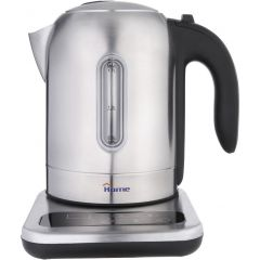 HOME Kettle 1.7 Liter 1850 Watt stainless steel With a Touch Base Controls The Water Temperature K434