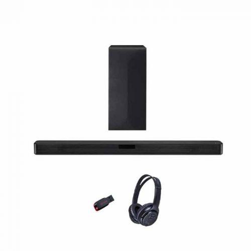 LG Sound Bar Wireless Subwoofer Bluetooth 300 Watt SL4