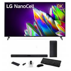 إل جي شاشة أو ليد 65 بوصة ألترا اتش دي سمارت3840*2160 بكسيل فور كيه TV OLED65GXPVA
