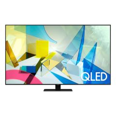 """Samsung TV 65"""" QLED 4K UHD 3840 X 2160P Smart 65Q80T"""