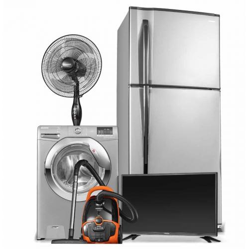 Toshiba Refrigerator 2 Door 335 Litre No frost Long Handle Silver Color Plasma: GR-EF40P-H-S