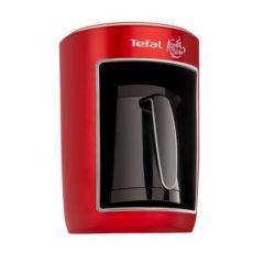Tefal Turkish Coffee Maker 735W 4 Cups Black*Red CM820534