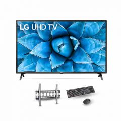 LG TV 49 Inch LED UHD 3840*2160p Smart With Built-in Receiver 49UN7340PVC