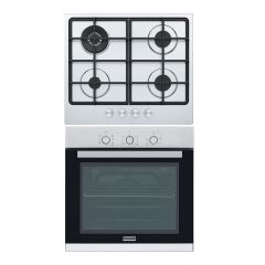 Franke Built-in Electric Oven 60 cm 60 Liter Stainless GN 52 G XS