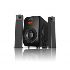 X-Loud Multi-function Speaker 50 Watt 2.1 Speaker With USB Bluetooth LD-X501