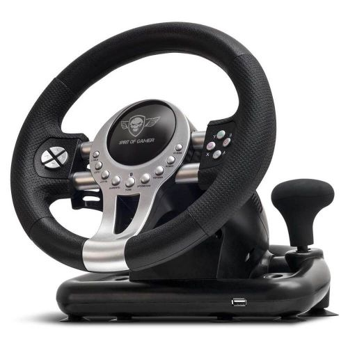 Spirit Of Gamer Race Wheel Pro 2 PC,PS3,PS4,XBOX ONE GP068