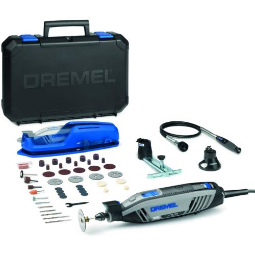 Dremel 4300-3/45 Multifunctional Tool with 45 Pieces Accessory Set F0134300JA