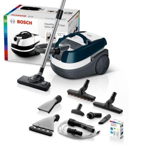 Bosch Vacuum Wet & Dry Cleaner 1700 Watt Both Bag and Bagless BWD41720