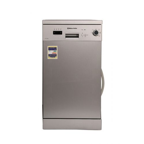 White Point Dishwasher 10 Set Silver WPD105DS