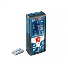 Bosch distance measuring device up to 50 meters with Bluetooth technology GLM 50 C