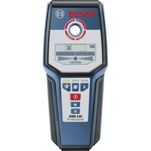 Bosch detector Metal and wood and live cable 12 cm GMS 120