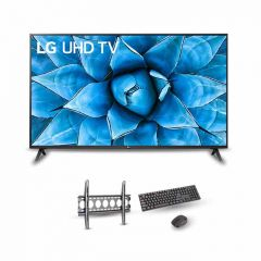 LG TV 65 Inch LED UHD 3840x2160P With Built-in Receiver Smart 65UN7240PVG