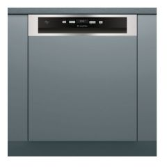 Ariston Built In Dishwasher 60 cm 14 Persons 6 Programs Inox LBC 3C26 F X