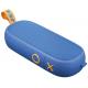 JAM Bluetooth Speaker 100 ft Range Waterproof Playtime 22 Hour Charge 3 Hours Blue HX-P505BL