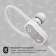 JAM Wireless Bluetooth Headphones 7 Hours of Playtime Grey HX-EP303GY