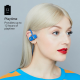 JAM Wireless Bluetooth Headphones 12 Hours of Playtime Blue HX-EP404BL
