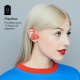 JAM Wireless Bluetooth Headphones 12 Hours of Playtime Red HX-EP404RD
