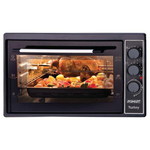 SMART Electric Oven 40 Liter 1500 Watt Black Color SOV40RT