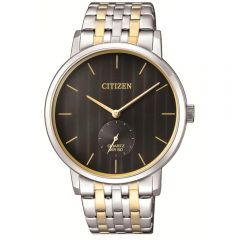 Citizen Stainless Steel Round Analog Watch for Men BE9174-55E