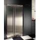 KLUGMANN Refrigerator 643L NoFrost Stainless Steel 90 cm KAF643SX