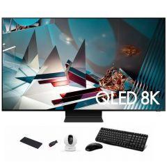 """Samsung TV 82"""" QLED Ultra HD 8K 7680 X 4320P Smart QN 82Q800T"""