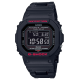 CASIO G-SHOCK Men's Watch Resin Band Digital Solar Powered Water Resistant Black GW-B5600HR-1DR